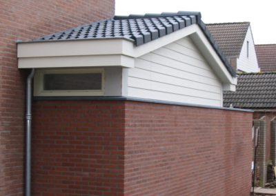 Verbouwing woonhuis met aanbouw in Geertruidenberg