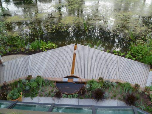 Vlonder in Werkendam