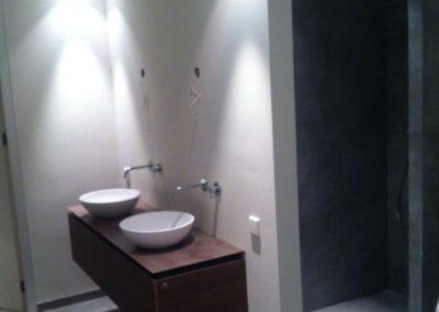 Strakke badkamer in Waalwijk