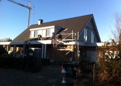 Dakkapel met overschilderbare rockpanel in Waalwijk