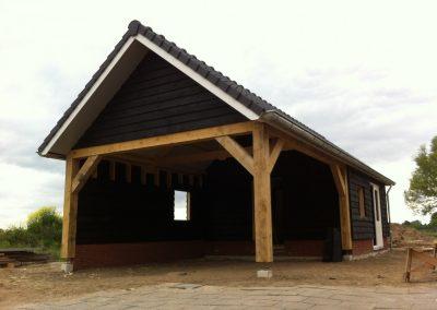 Boerenschuur in Herpt