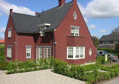 Hoogwaardige nieuwbouwwoning in Dussen